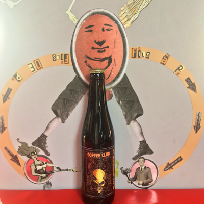 DE STRUISE BROUWERS - BLACK DAMNATION IV COFFEE CLUB 33cl