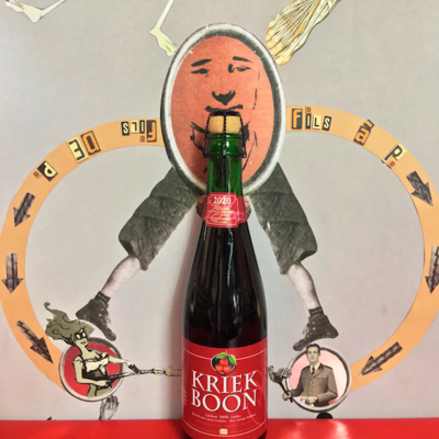 BOON - KRIEK 2020 - 37,5cl