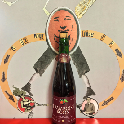 BOON - FRAMBOISE 2019 37,5cl