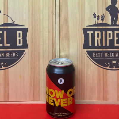 BBP - NOW OR NEVER 33cl