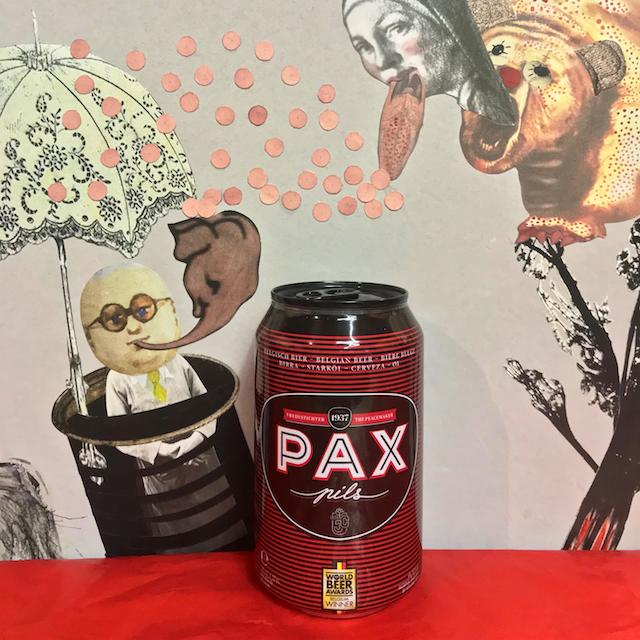 CORNELISSEN - PAX PILS 33cl