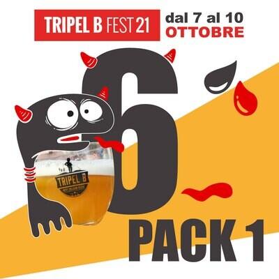 #TRIPELBFEST21 - PACK 1 - SOLO SLIM