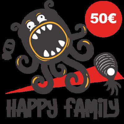 #TRIPELBFEST21 - PACK 2 - HAPPY FAMILY