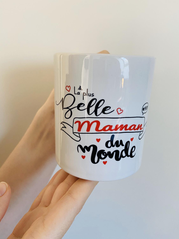 Mug A la plus belle maman du monde