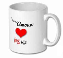 Mug kiss me