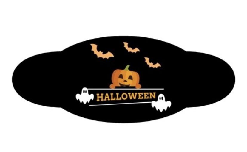 Masque de protection Halloween