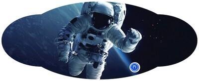 Masque de protection astronaute