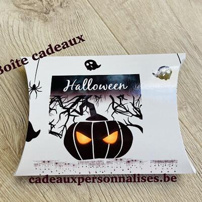 Boîte cadeau Halloween