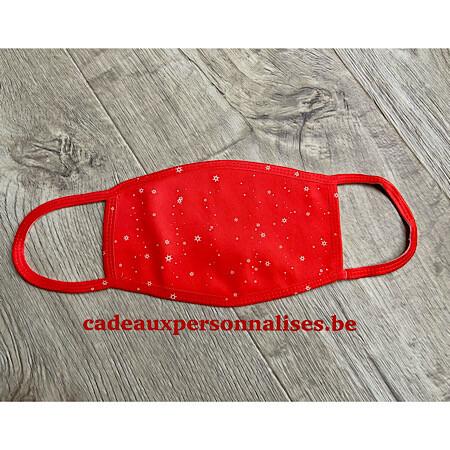 Masque de protection Noël