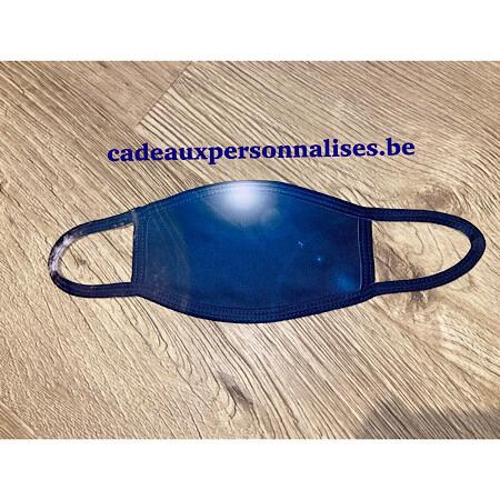 Masque de protection planète