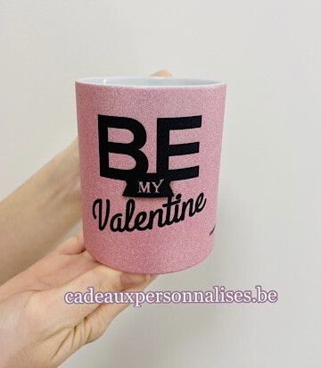 Mug Be my valentine