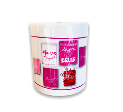 Mug maman super formidable