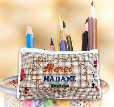 Trousse merci madame