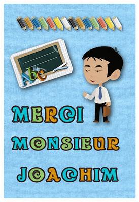Lingette merci monsieur