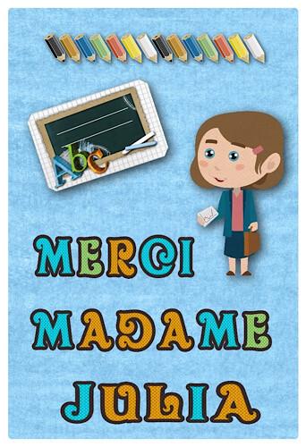 Lingette merci madame