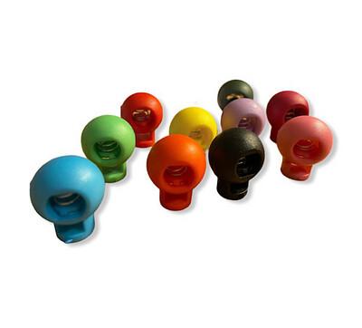 Clips pour masque coloré