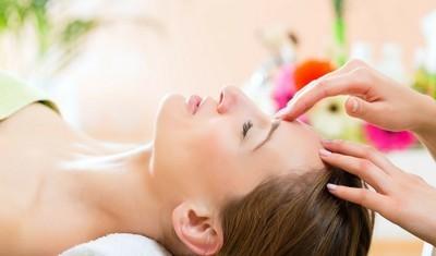 Réflexologie + Massage facial et crânien - durée : 55min