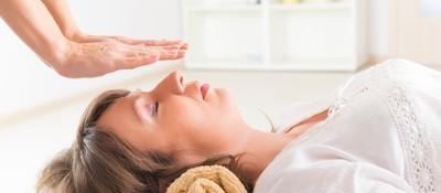 Reiki + Chromathérapie ou Réflexologie - durée : 55min