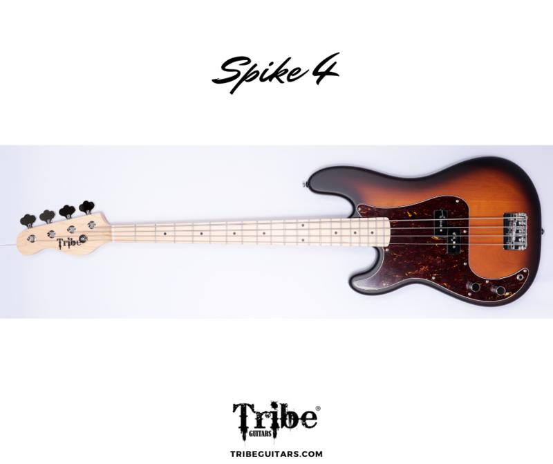 Spike 4 Left Handed