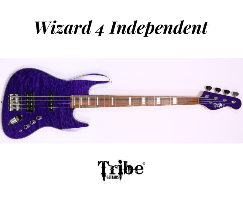 Wizard 4 Independent - Tribal Purple