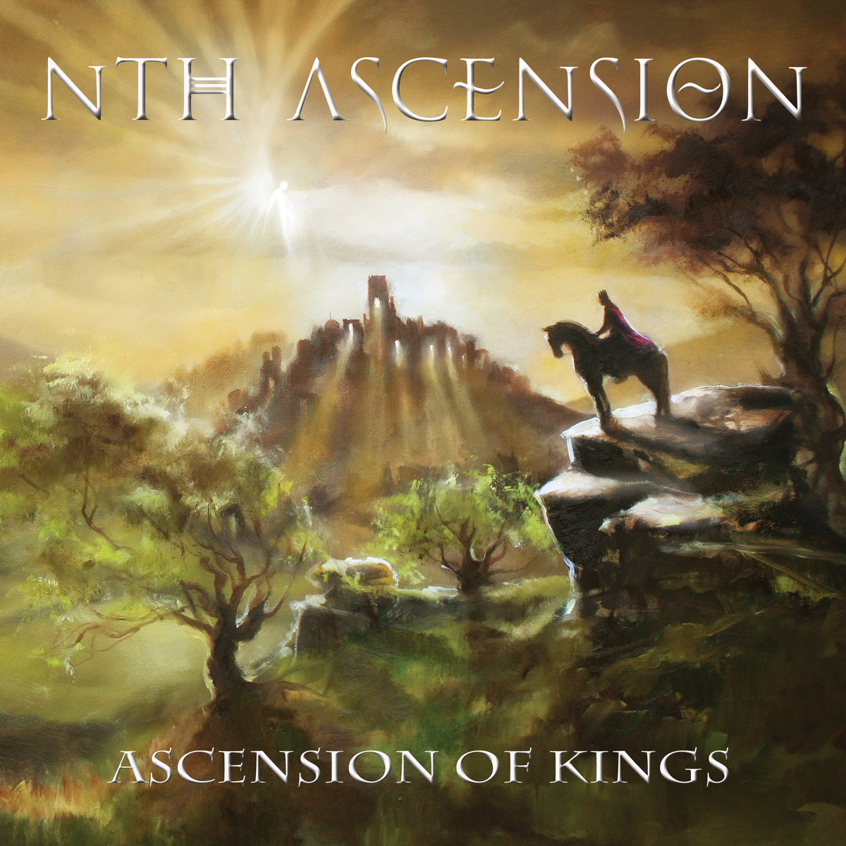 Ascension of Kings CD
