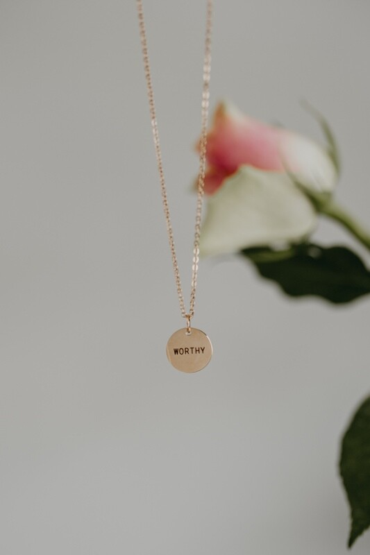 Worthy necklace