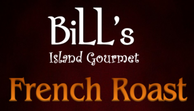 Bill's French Roast Coffee