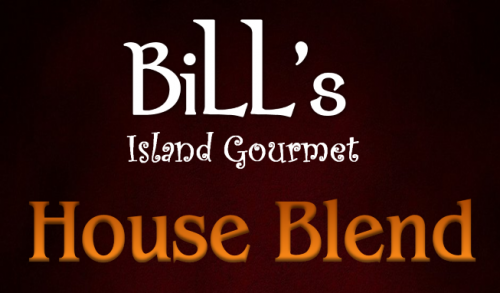 Bill's House Blend Coffee