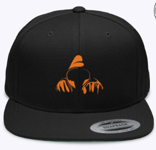 Shrouded Gaming Hats (Reaper)