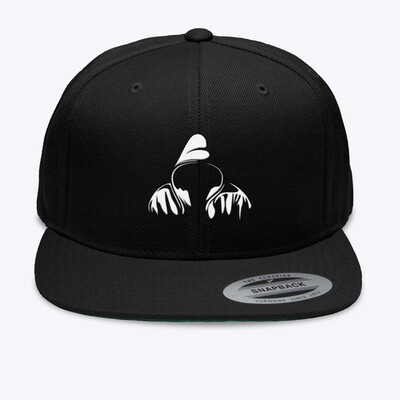 Shrouded Gaming Hats (White Reaper)