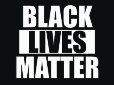 Black Lives Matter - Yard Sign