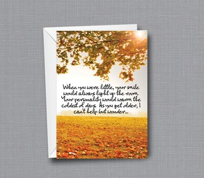 What The Hell Happened - Funny Greeting Card