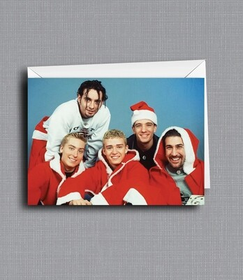 Happy Holidays – NSync