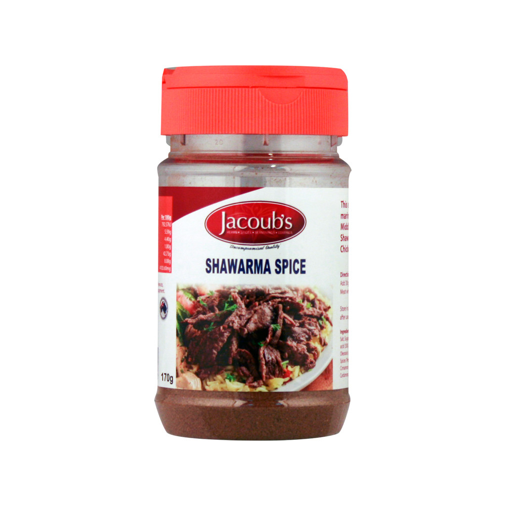 Jacoubs Shawarma Spice - 170g