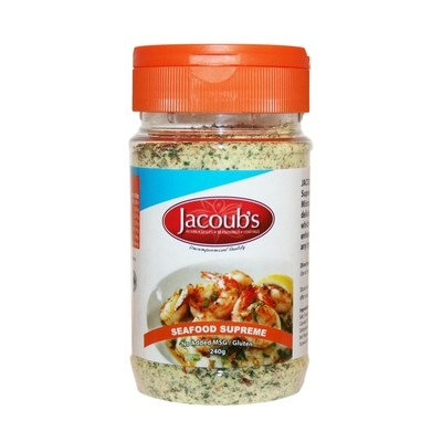 Jacoubs Seafood Supreme - 240g