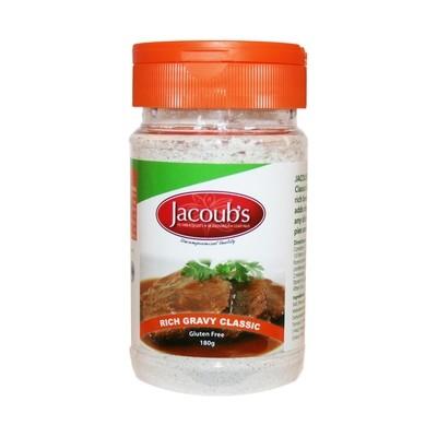 Jacoubs Rich Gravy Classic - Gluten Free - 180g