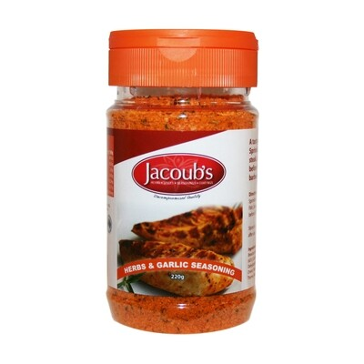 Jacoubs Hamburger Seasoning - 270g