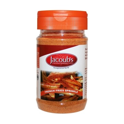 Jacoubs French Fries Sprinkle - 300g