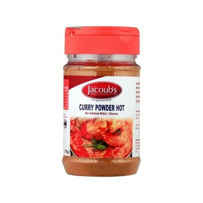 Curry Powder Hot - 170g