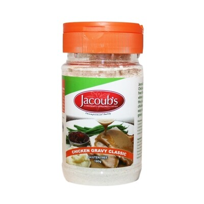 Jacoubs Chicken Gravy Classic - Gluten Free - 180g
