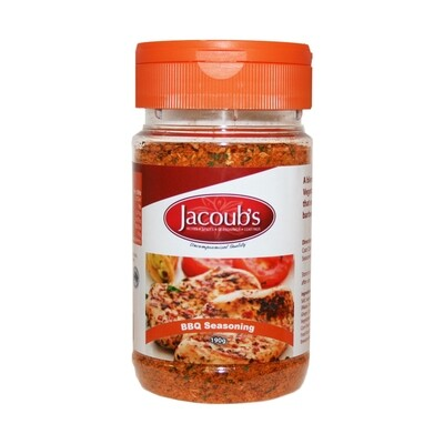 Jacoubs BBQ Seasoning - 190g