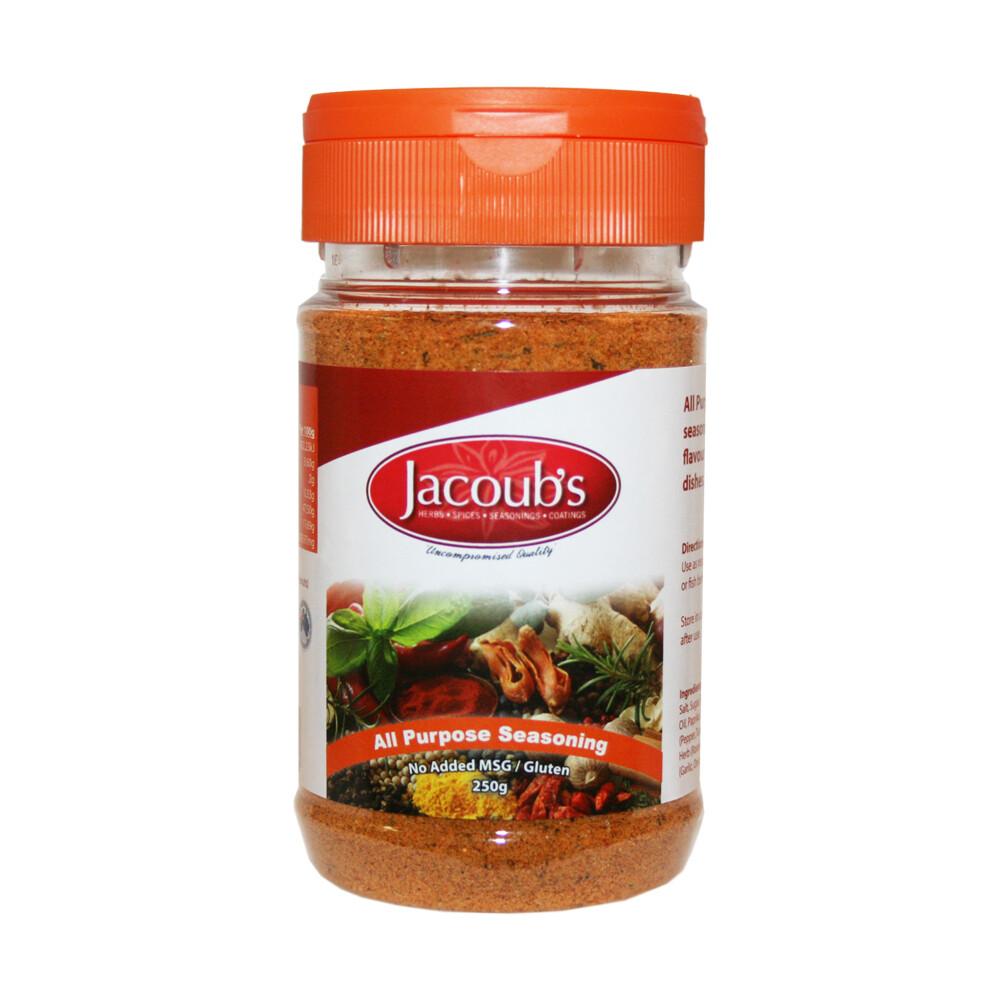 Jacoubs All Purpose Seasoning - 250g