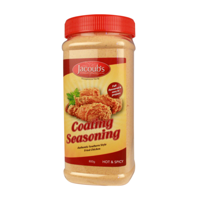 Jacoubs Coating Seasoning Hot - 700g
