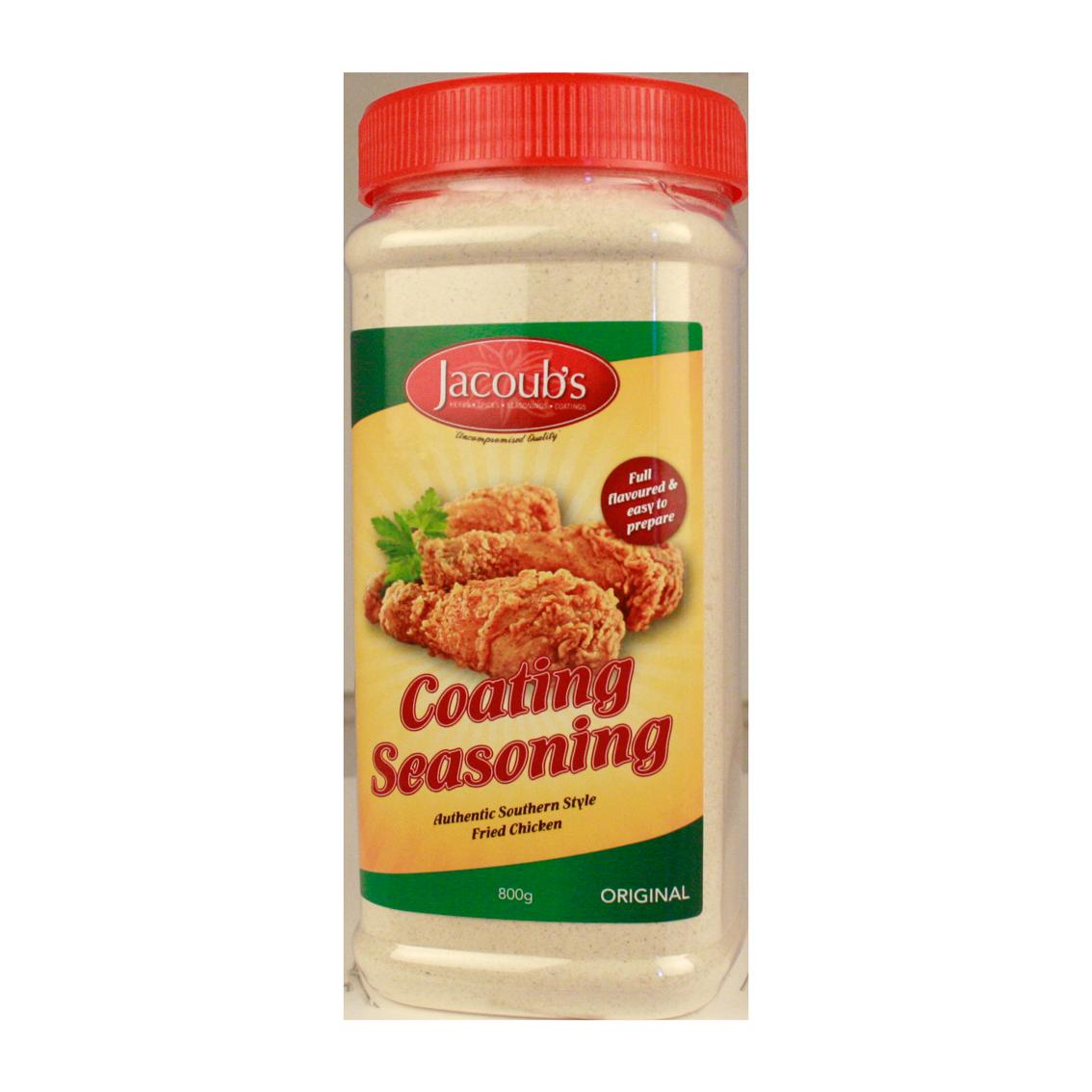 Jacoubs Fried Chicken Coating Seasoning - 700g