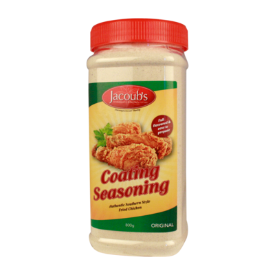 Jacoubs Coating Seasoning - 700g