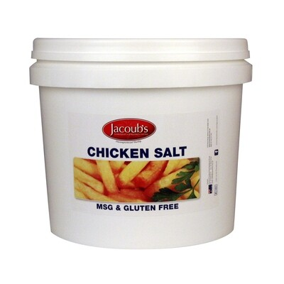 Jacoubs Chicken Salt - 10kg