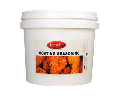 Jacoubs Coating Seasoning - 8kg