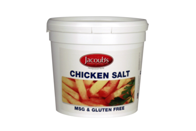 Jacoubs Chicken Salt - 3kg