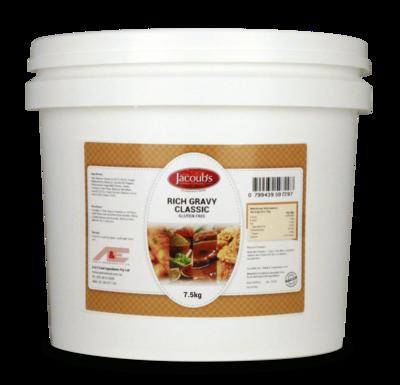 Jacoubs Rich Gravy Classic - Gluten Free - 7.5kg
