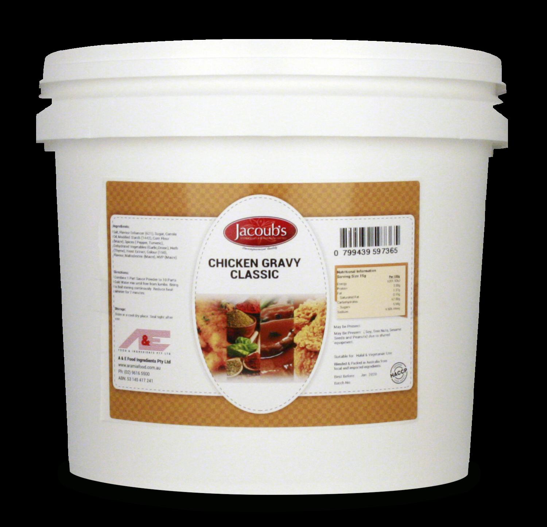 Chicken Gravy Classic - Gluten Free - 7.5kg